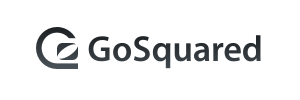 GoSquared logo - black on transparent background