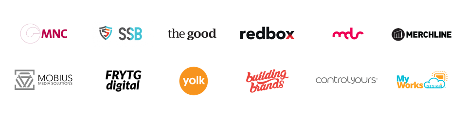 Customer logo list