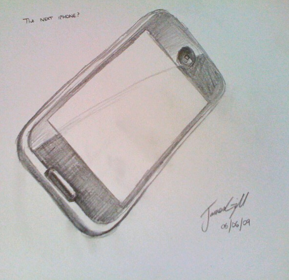 New iPhone Sketch 1