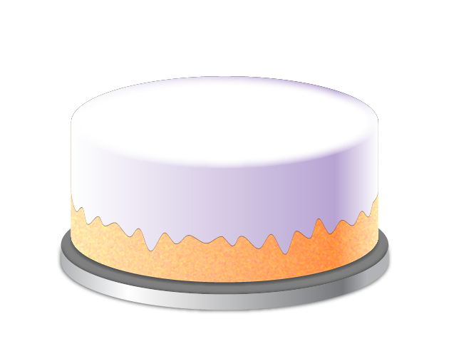 How To Bake A Cake In Illustrator