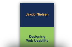 Designing Web Usability by Jakob Nielsen