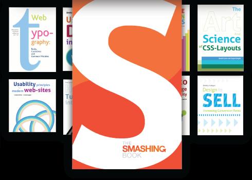 The Smashing Book by Smashing Magazine