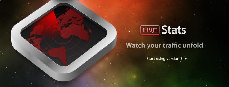 Introducing LiveStats 3