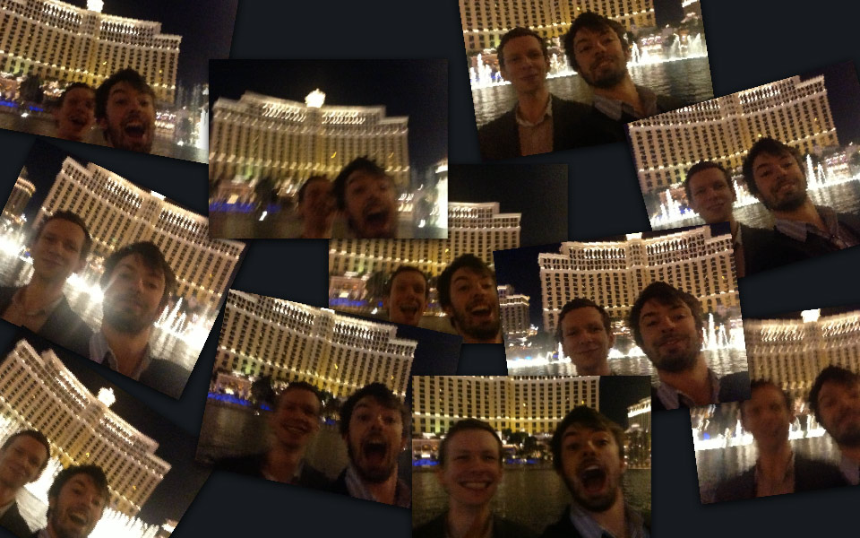 GoSquared in Las Vegas - real-time data for Amazon Reinvent