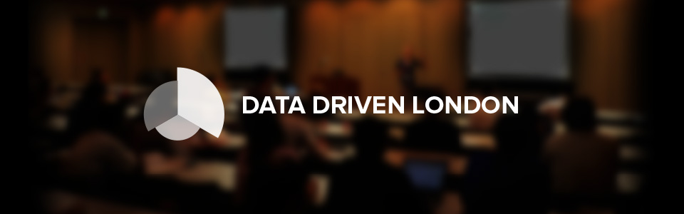 GoSquared at Data Driven London - an event about analytics, metrics, and data by Geckoboard and GoSquared