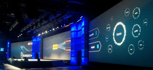 Kinesis in action at AWS reInvent 2013
