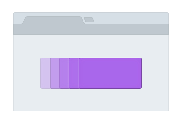 Optimising for 60fps everywhere — browser illustration