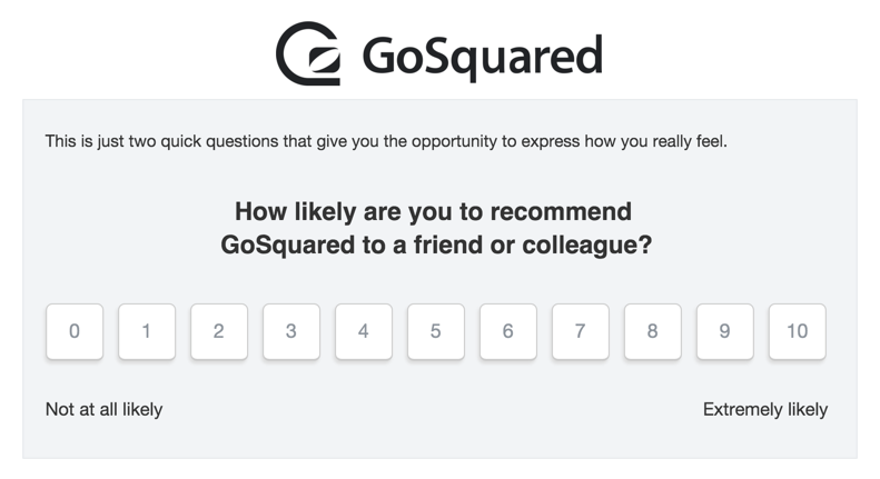the definitive guide to measuring nps gosquared blog