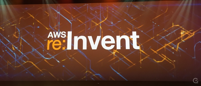 Amazon Web Services reinvent conference