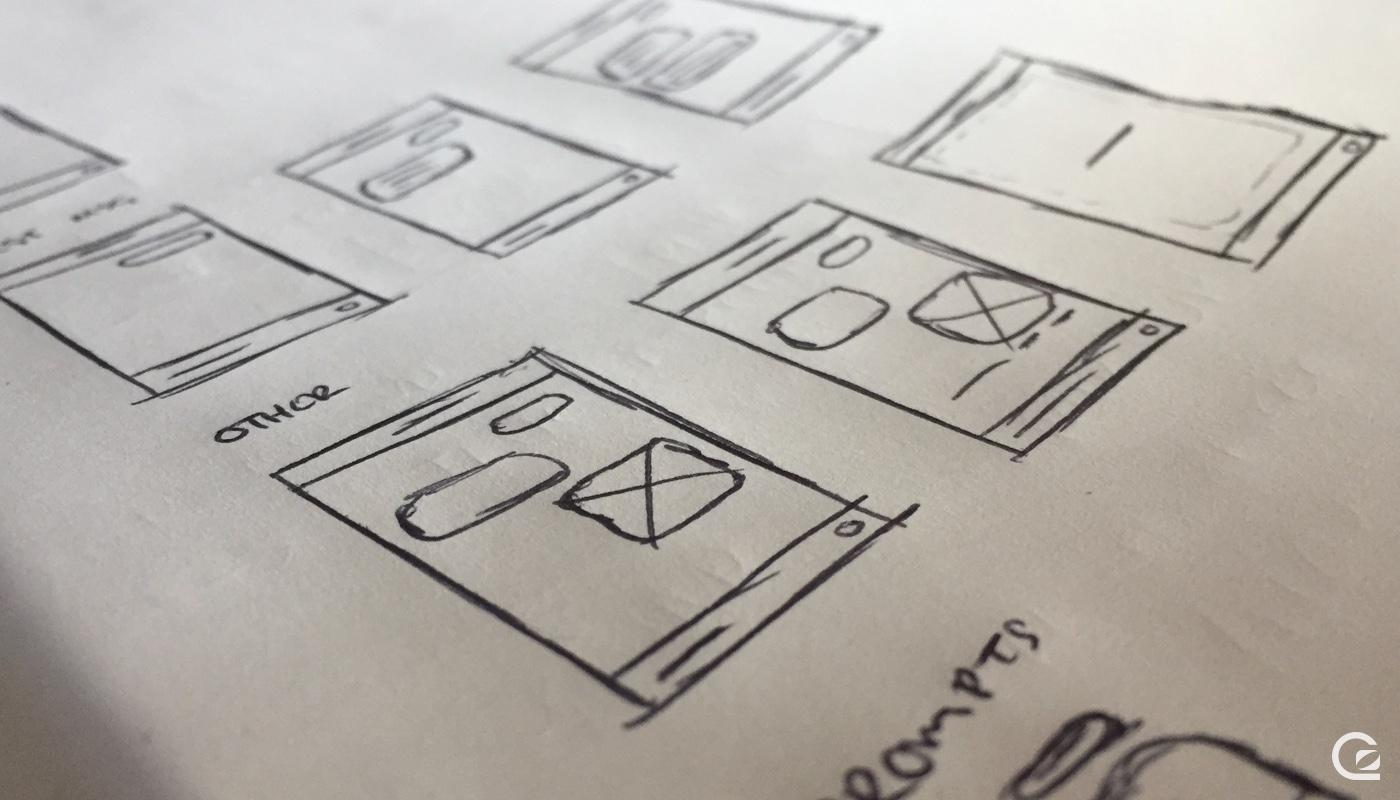 Designing a flexible UI