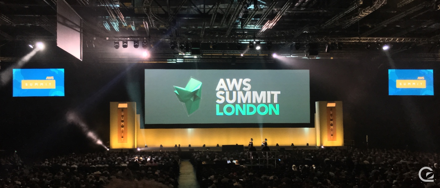 GoSquared at Amazon Web Services AWS Summit London