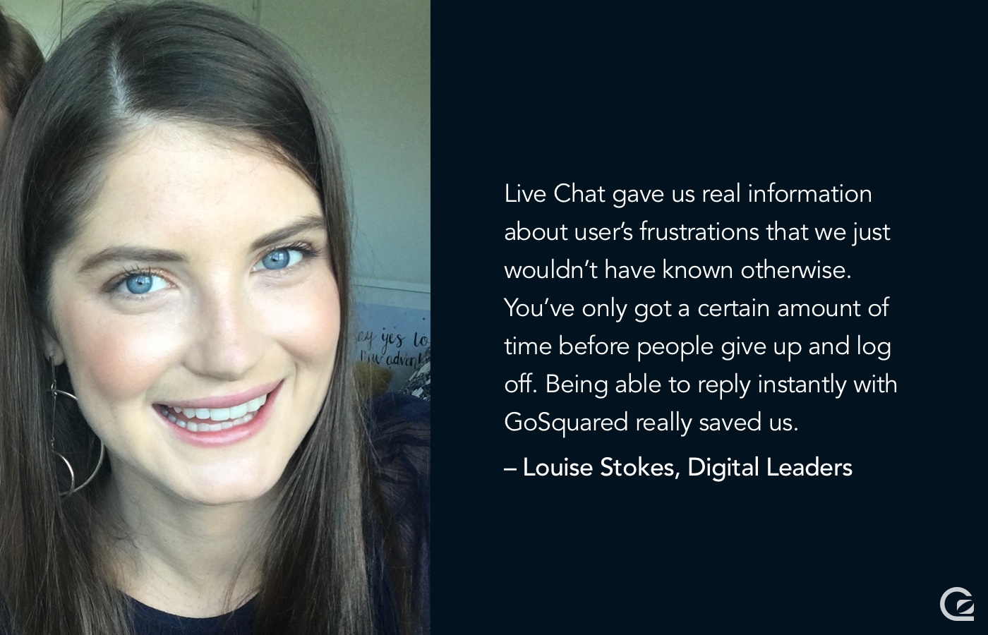 Louise Stokes from Digital Leaders