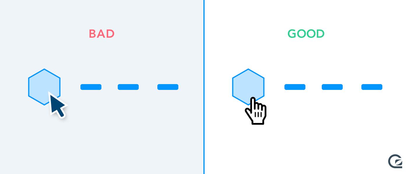 Website navigation - make logo clickable