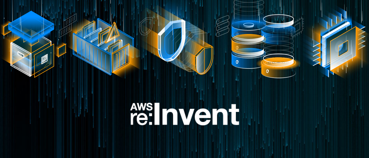 New at re:Invent 2017