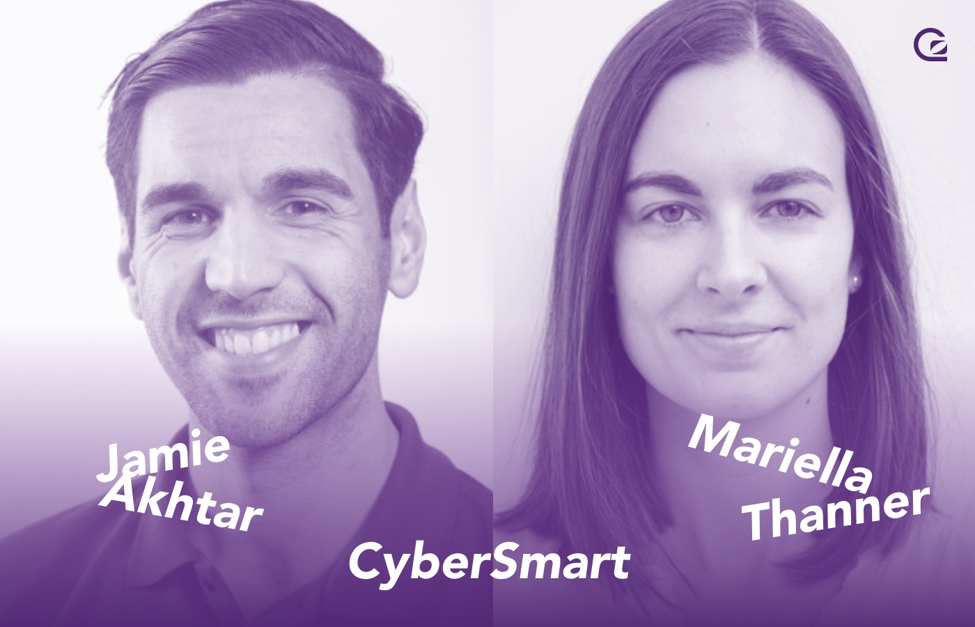 Mariella and Jamie talk GDPR and CyberSmart on the GoSquared Podcast