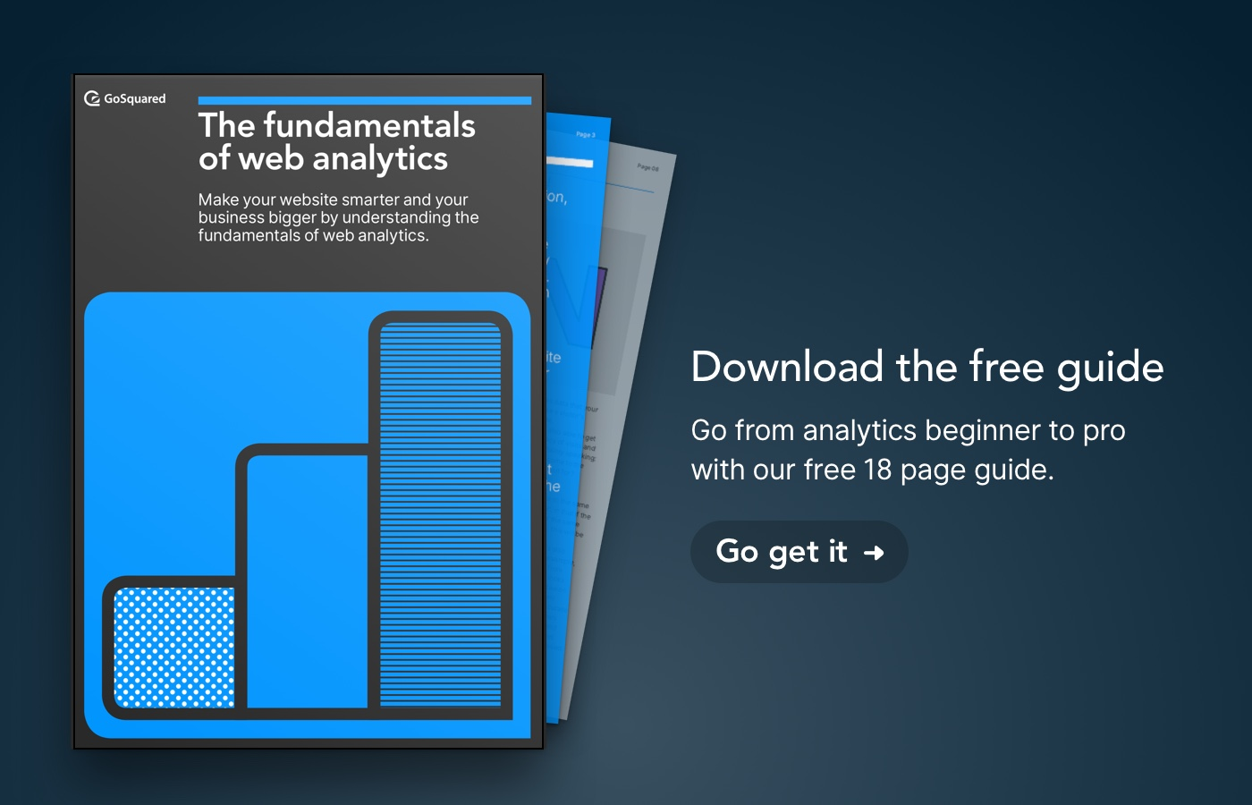 Download free analytics e-book