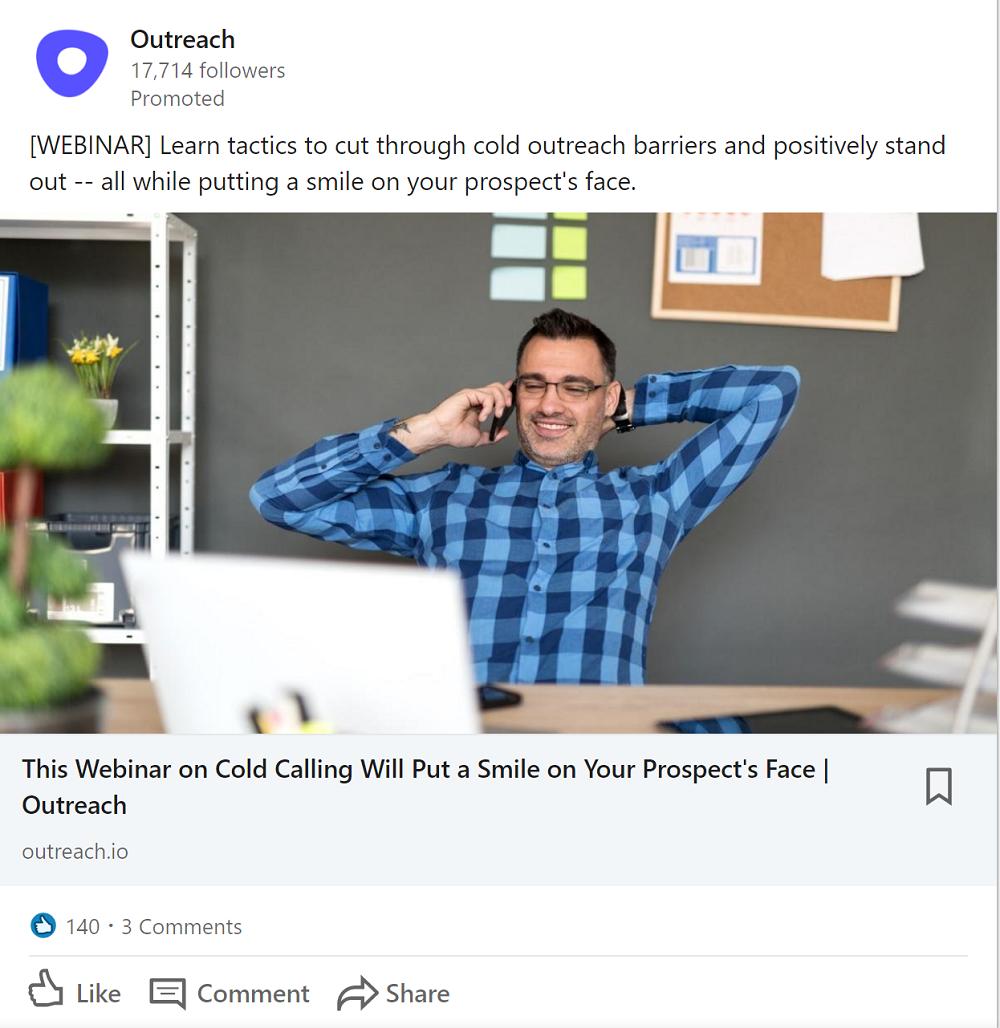 cold calling webinar