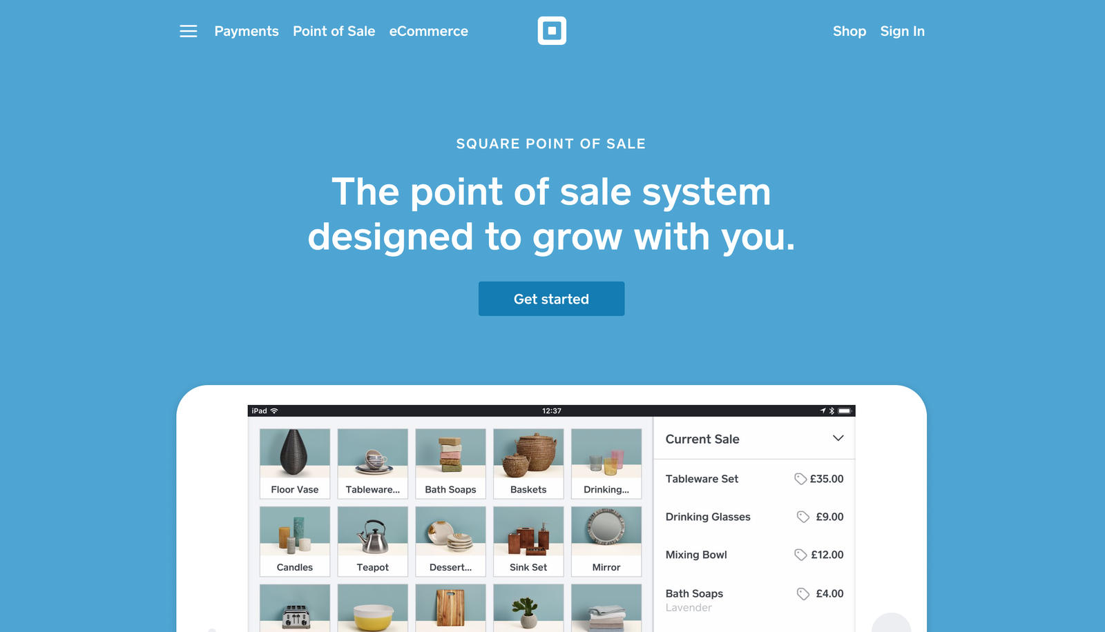landing page examples inspiration