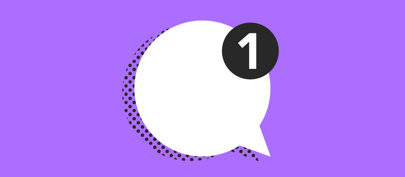 notifications in you live chat software