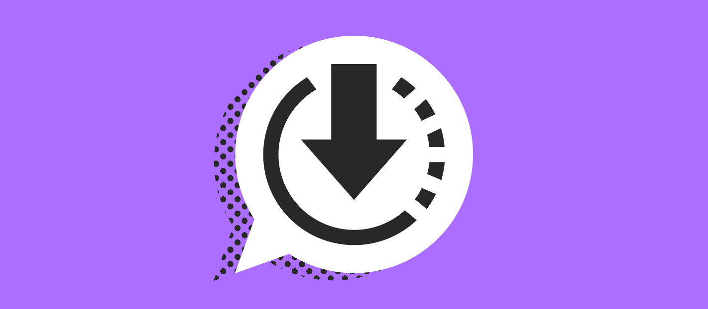 save conversations in live chat
