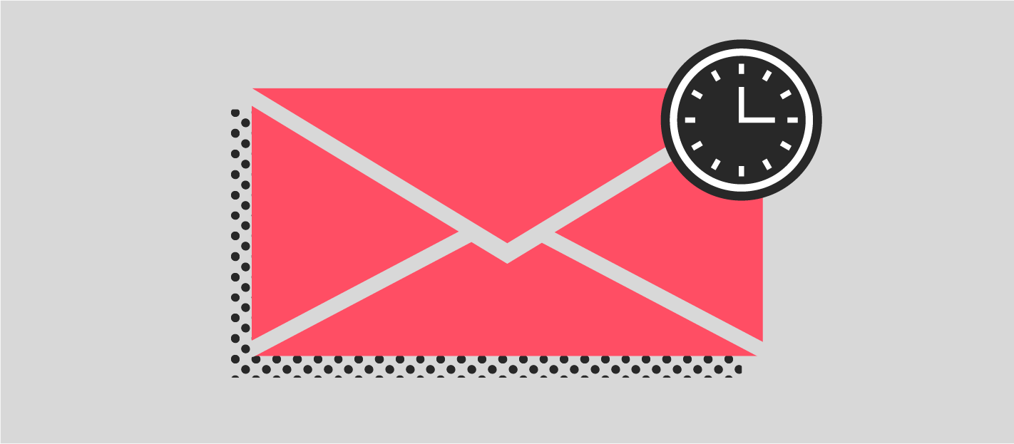 email automation timing