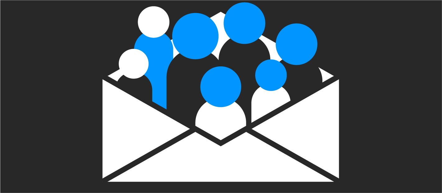 select a targeted audience for your email marketing campaign