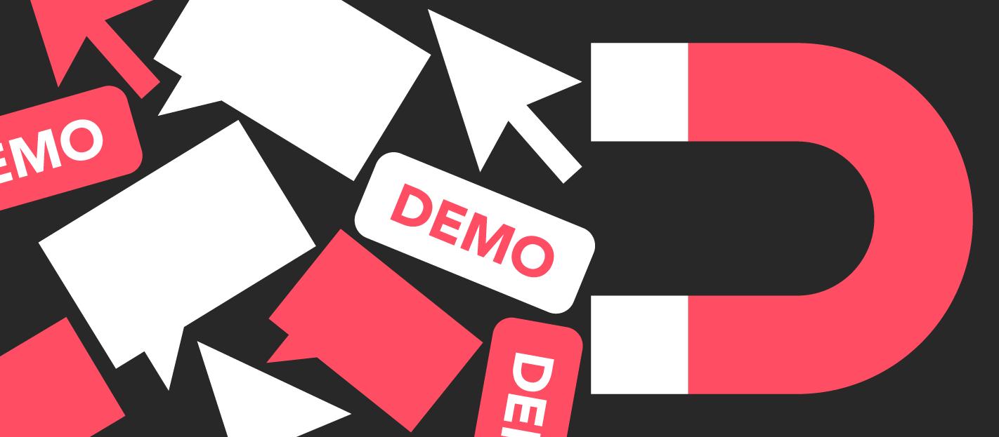 inbound demo lead magnet