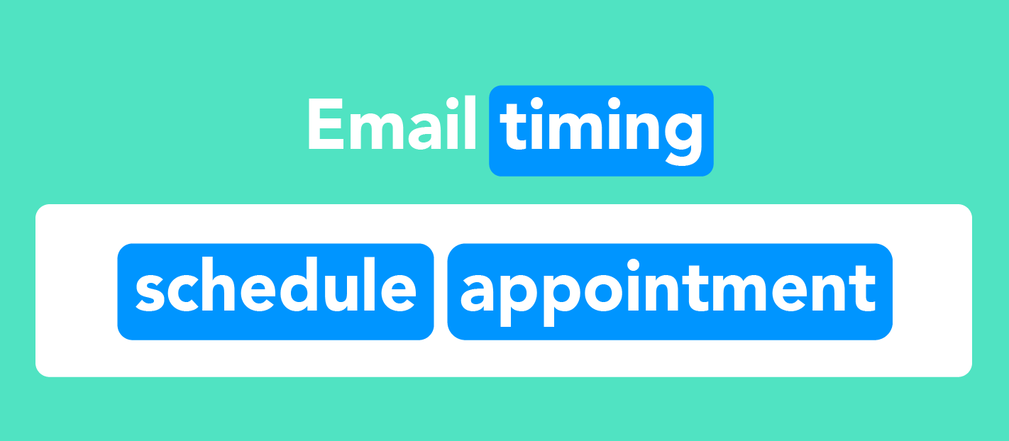 How to get your email timing right