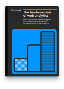 Screenshot of GoSquared Web Analytics E-Book
