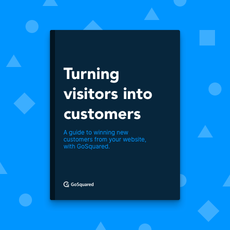 E-book - Turning visitors into customers