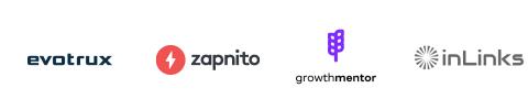 GoSquared Live Chat customer logos - second half