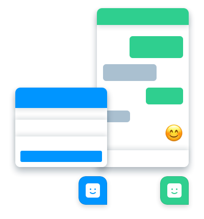 Illustration of GoSquared Assistant