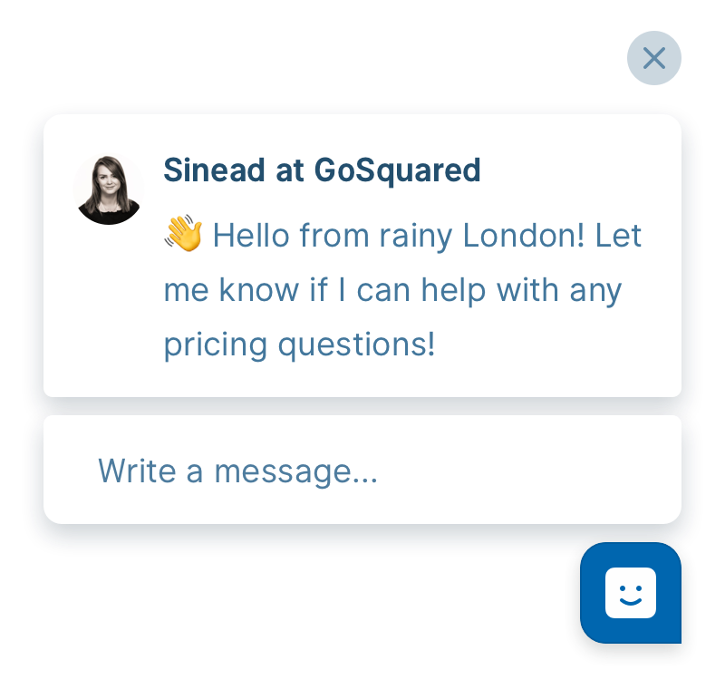 Live Chat with Website Visitors – GoSquared