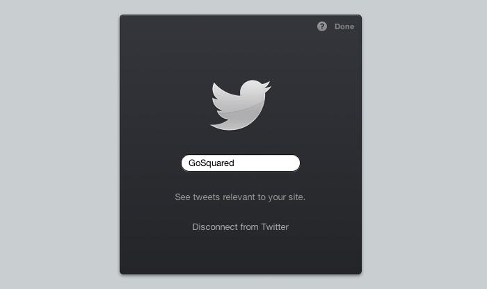 Twitter Back